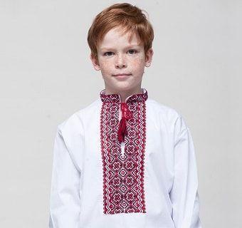 Вишиванка для хлопчика доступен да – купити дитячу вишиту сорочку ... d1f37d4002513