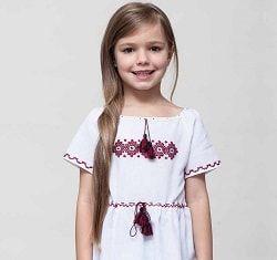 Дитячі вишиванки – купити вишиванку для дитини  10f0e794354c9