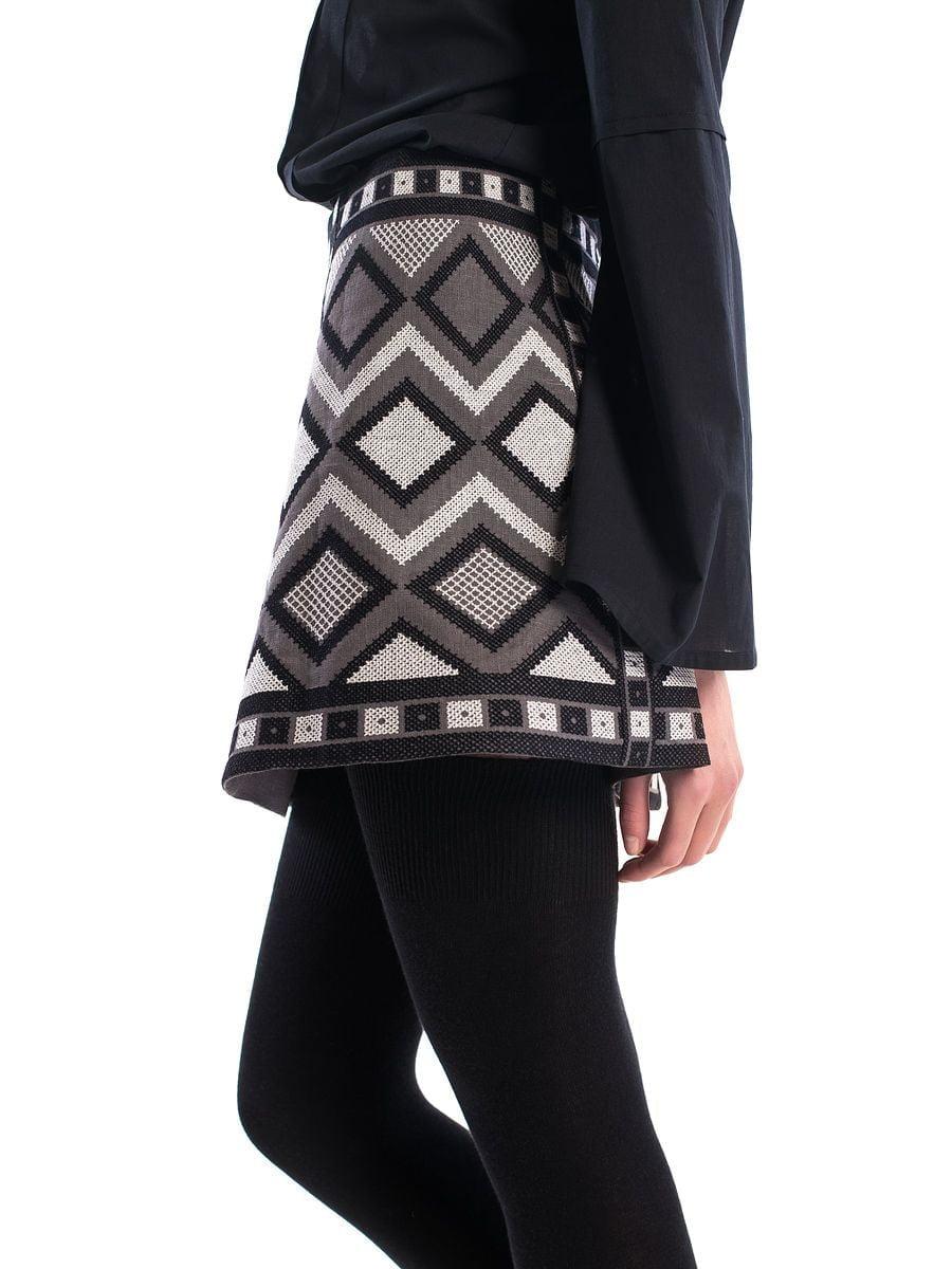 6446c9378e11f4 Вышитая юбка Glow 1 – купить в Киеве и Украине | Цены, фото, отзывы ...