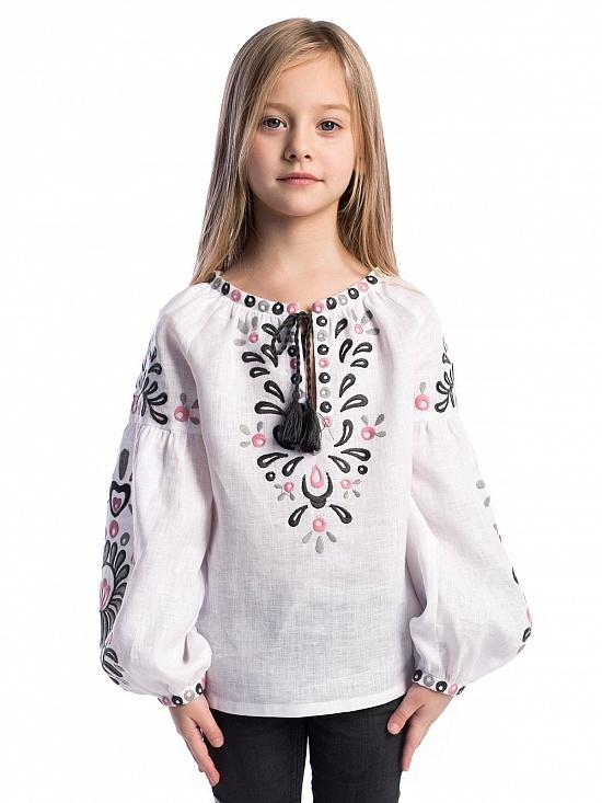 Купить вышиванку на девочку в Киеве 938b2d120966e