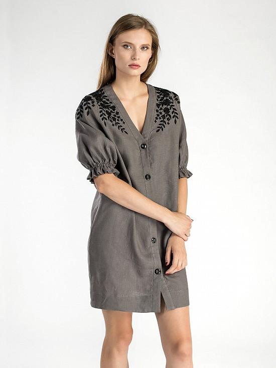 Вишиті сукні рукав 3 4 рукав — купити в Україні  df1674e9c6bde