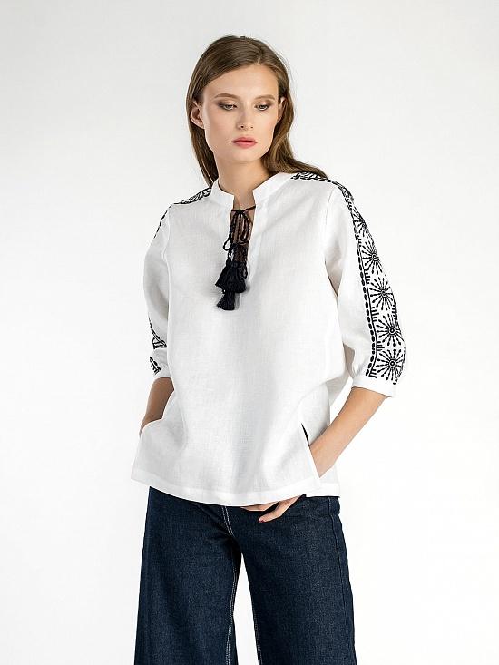 Жіночі вишиванки рукав 3 4 рукав — купити в Україні  f913bd1f7cc02