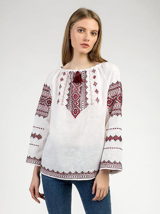 Жіночі вишиванки — купити в Україні  0a097978f5774