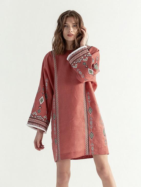 e67cbaa00a5 Вышитые платья - купить платье с вышивкой в украинском стиле