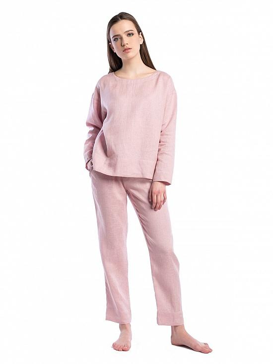 fbc06d1b3b6b40d Пижамы – купить льняную пижаму от ETNODIM