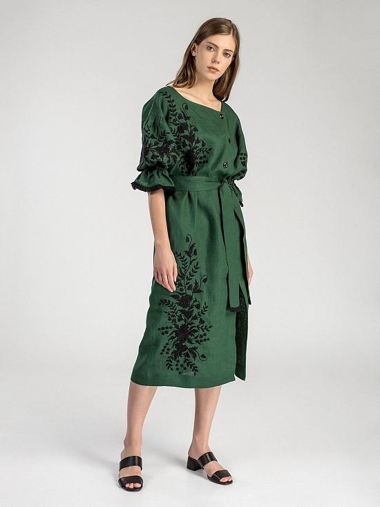 Вышитые платья - купить платье с вышивкой в украинском стиле  bcaaac775f3ea