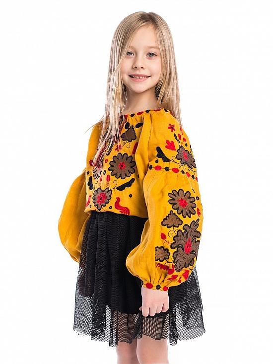 Дитячі вишиванки – купити вишиванку для дитини  c003b8f7fbec5