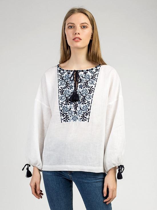 Жіночі вишиванки колір білий — купити в Україні  dd34ebbd3227d