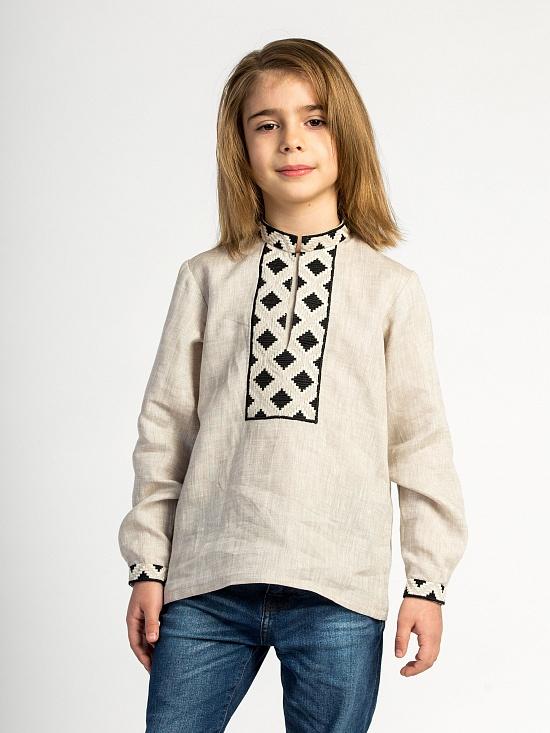 fe44b18d69f6ea Вишиванка для хлопчика – купити дитячу вишиту сорочку | ETNODIM