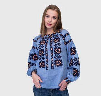 Вишиванки та вишиті сорочки для жінок