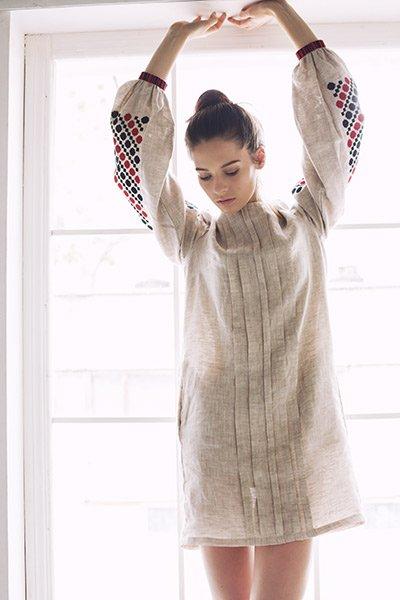 Вишиті плаття – купити українську сукню з вишивкою  da3ef9cb4c744