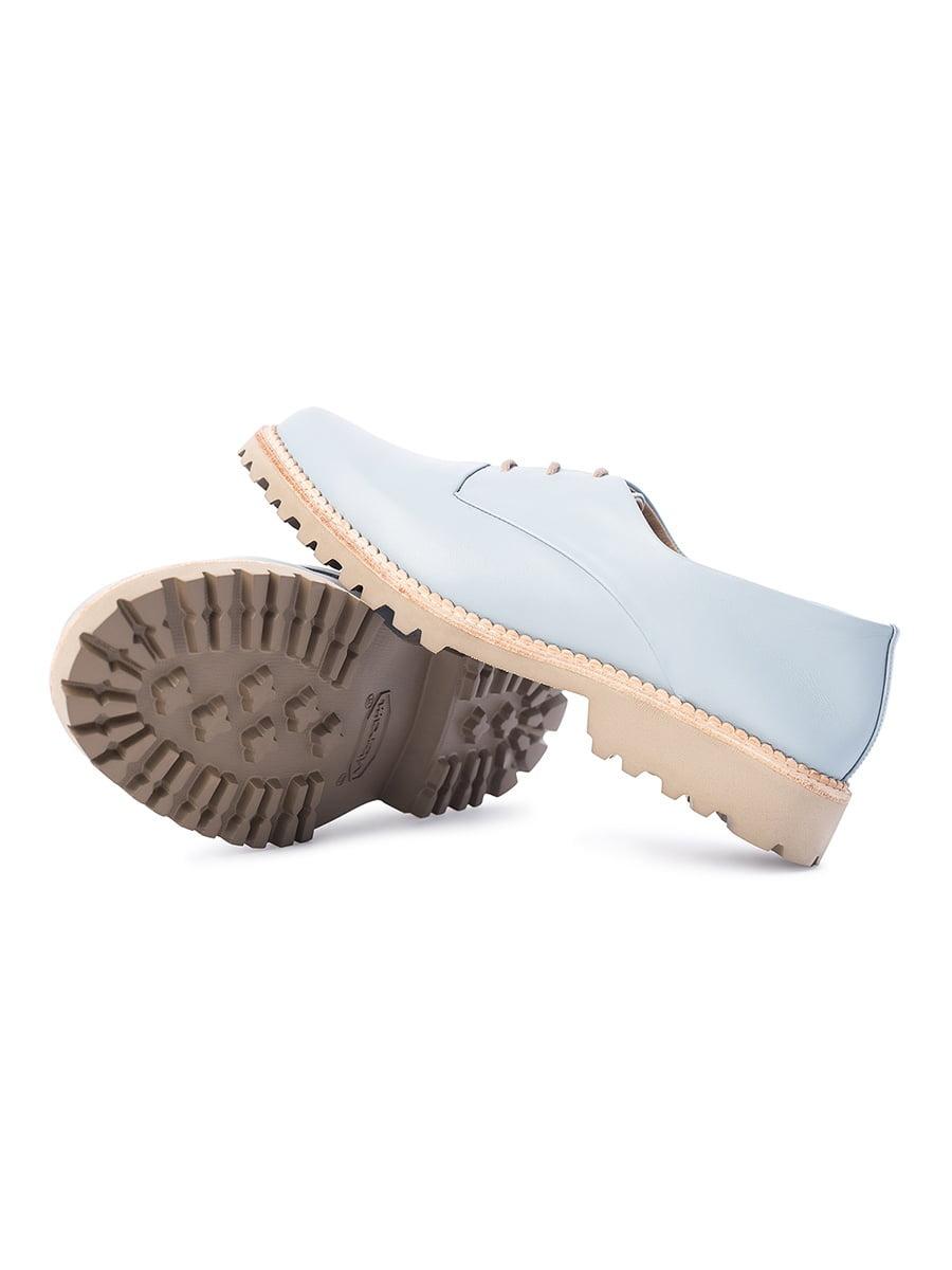 Женские туфли KW5 Blue Фото 3