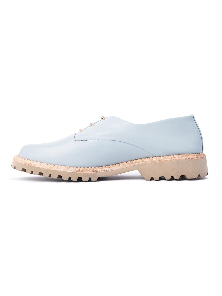 Женские туфли KW5 Blue Фото 4
