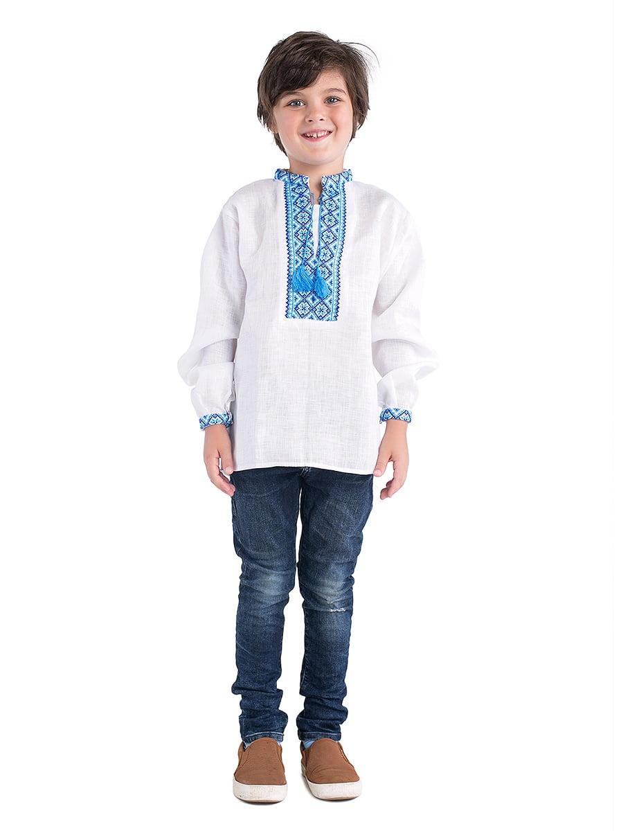 Хлопчача вишиванка K12 – купити в Києві та Українi  e734d7b483585