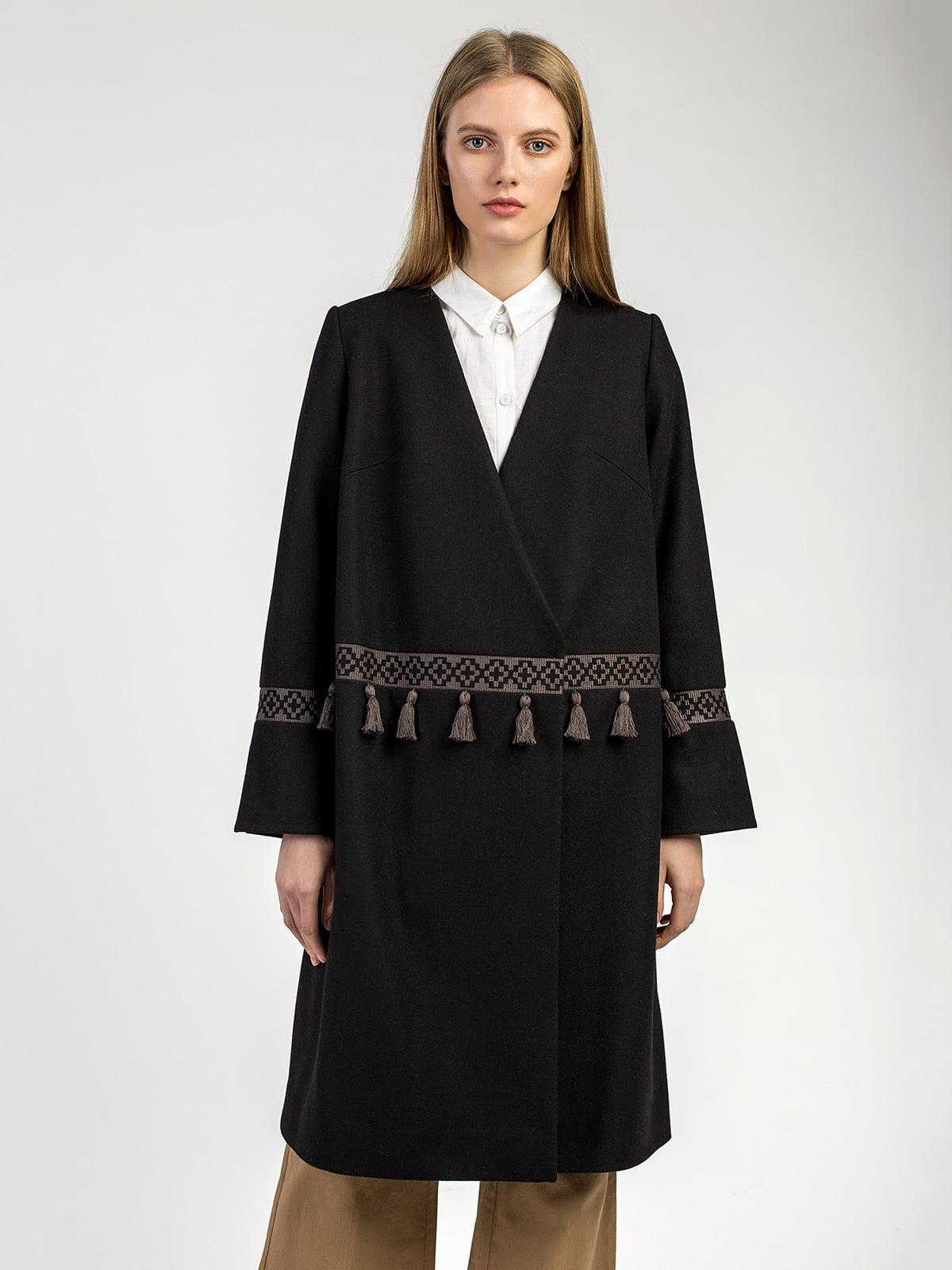 2250c027578 Женское пальто Warm Black 8 Женское пальто Warm Black ...