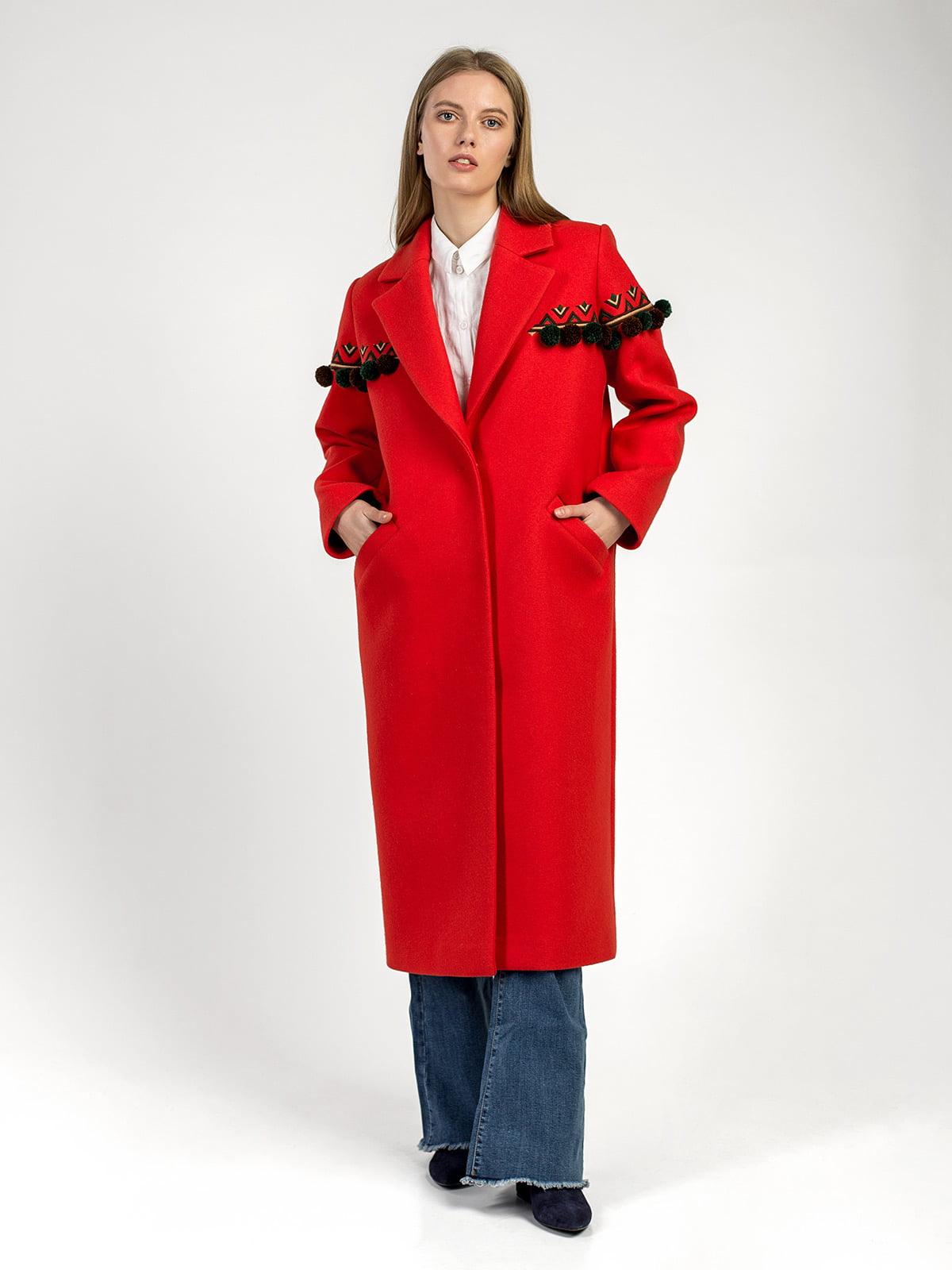 Жіноче пальто Terracotta.W – купити в Києві та Українi  6e71d970fe88f