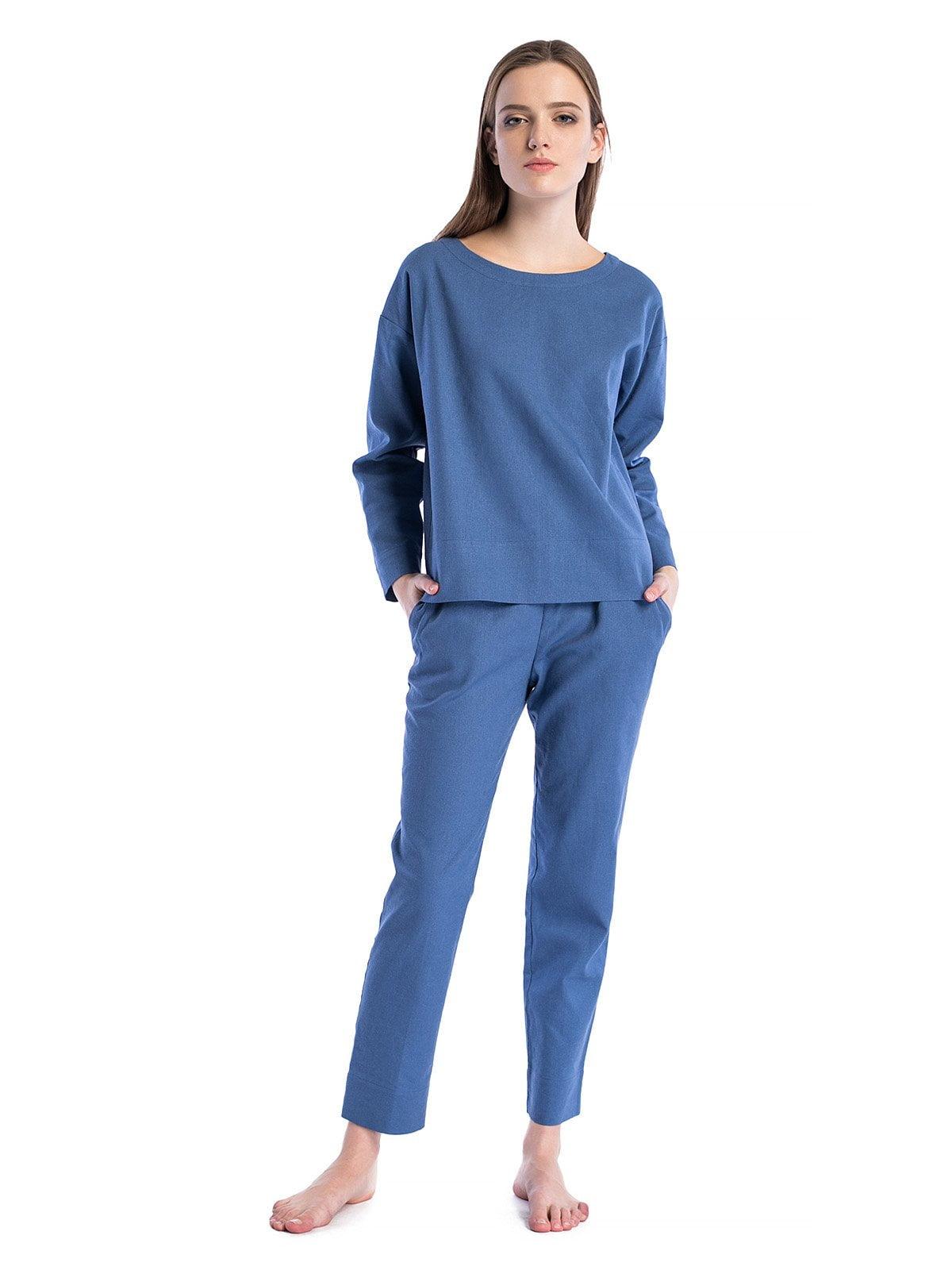 Жіноча піжама Zzz8 Blue – купити в Києві та Українi  41b4efc65c71e