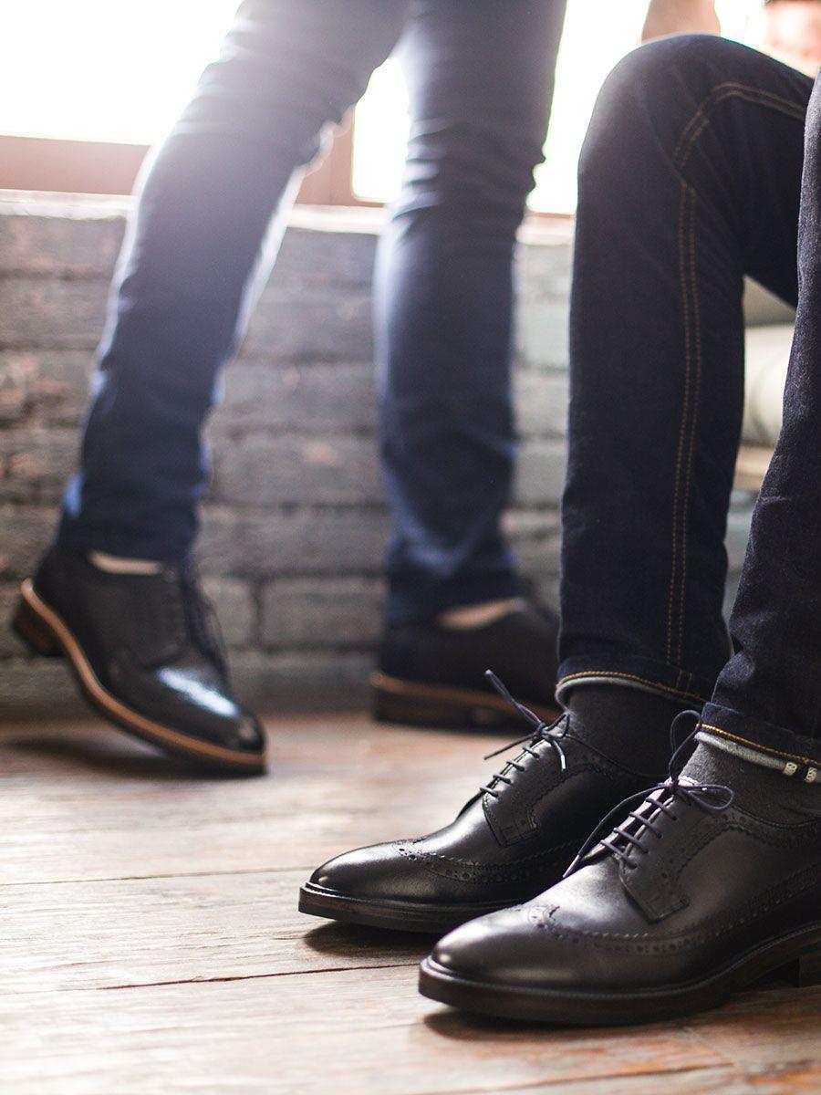 Мужские туфли G1 Фото 3