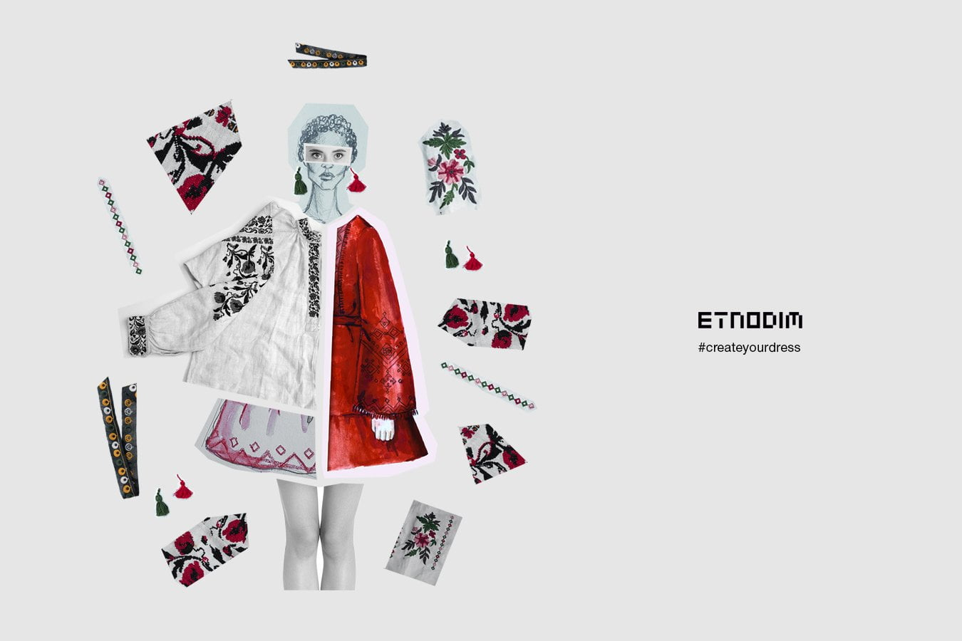 Create Embroidery Design And Get 10 000 Uah Etnodim