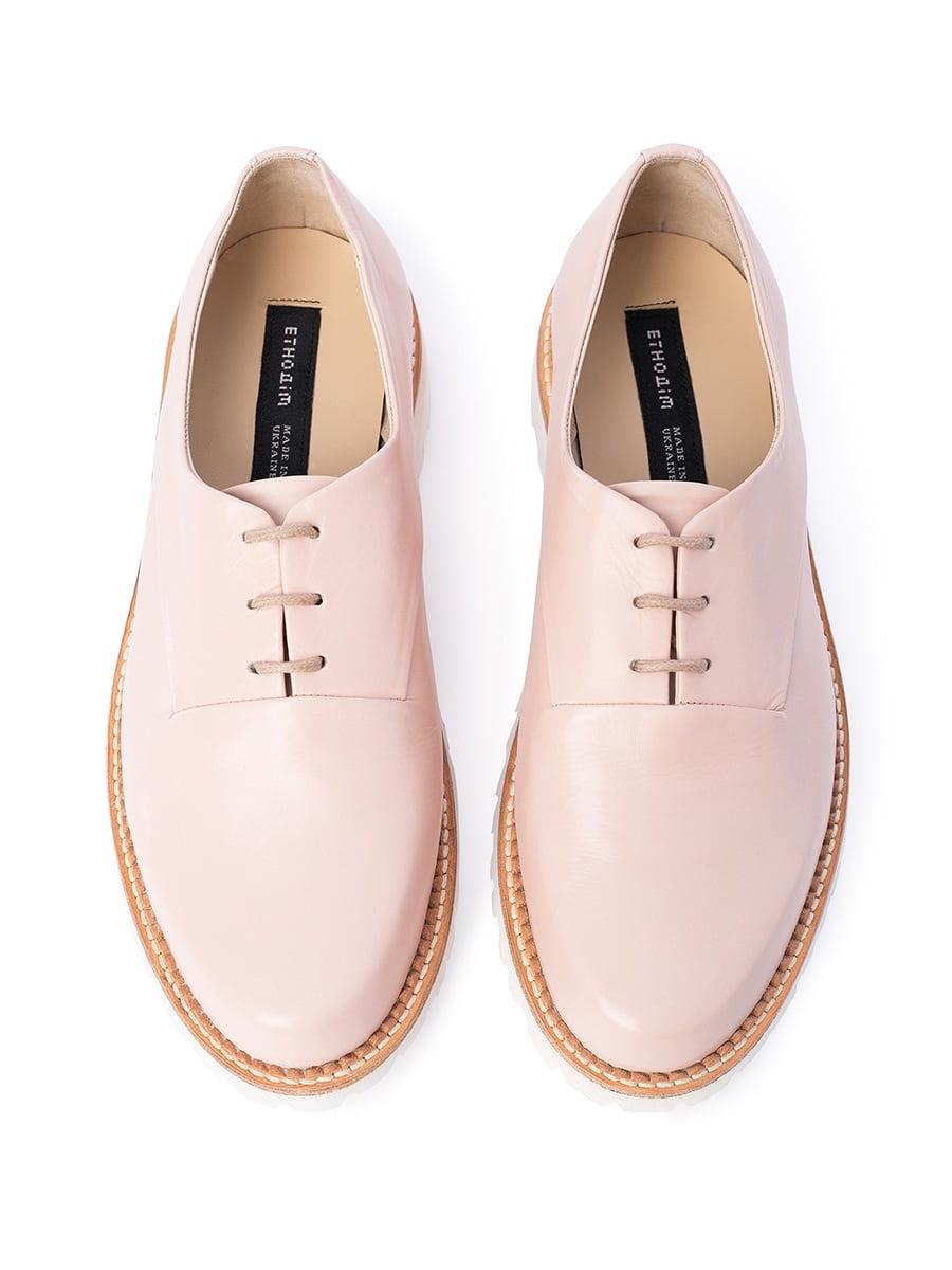 Женские туфли KW5 Peach Фото 3