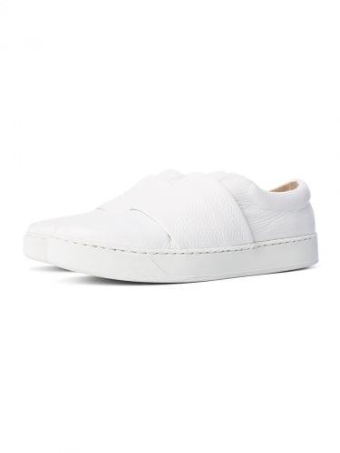 Женские слипоны SW1 White