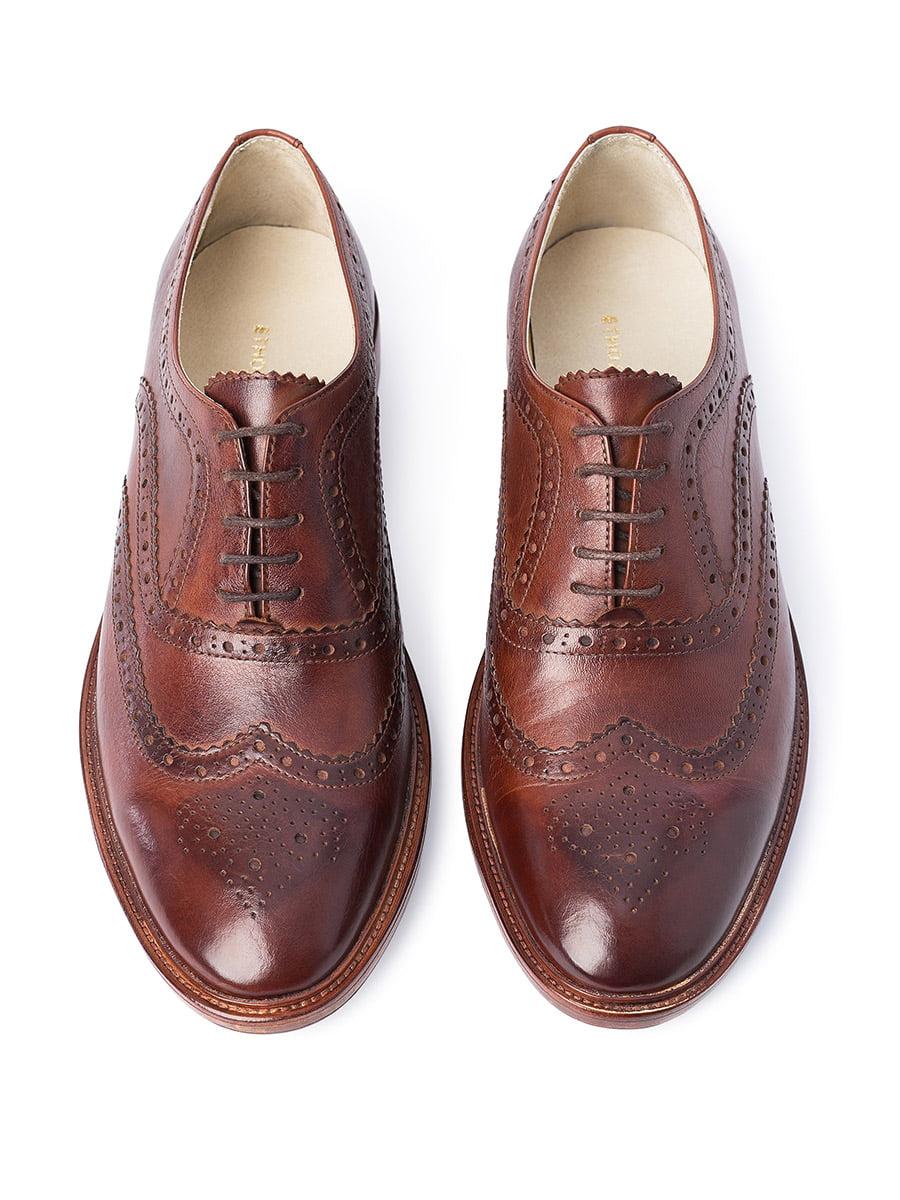 Мужские туфли MG6/2 Фото 4